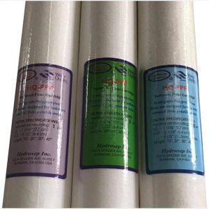 Sediment Filter Slim 5 micron 10 inches long