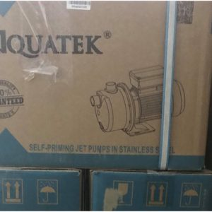 Booster Pump Raw Water Horizontal Aquatek of Equivalent 1 HP