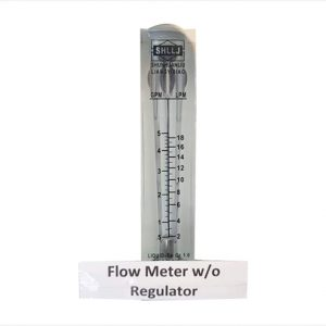G2N12 Flow Meter 0-5 GPM [Without Regulator]