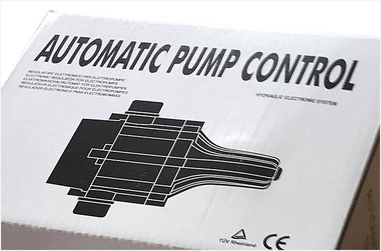 Auto Pump Control Square