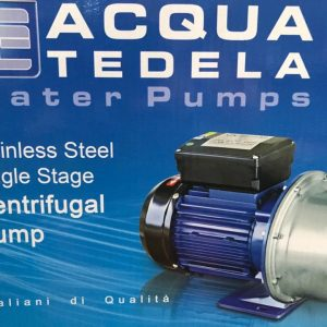 G2PN1 Booster Pump, Raw Water and G2PN3 Booster Pump, Product Water