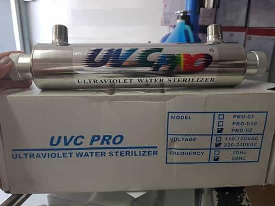 UV Set 6 GPM