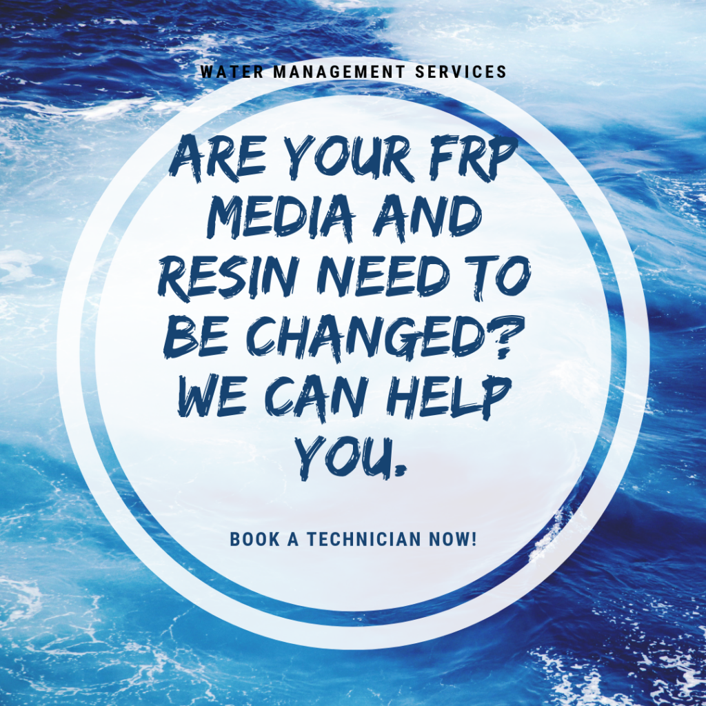 G6SN3 FRP Media and Resin Replacement Services