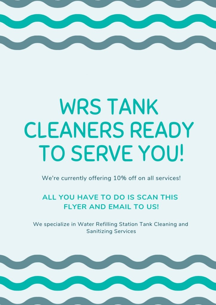 G6SN4 WRS Tank Cleaning